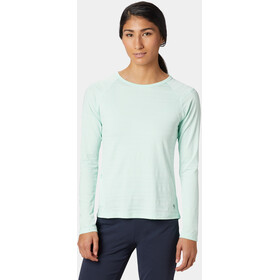 Mountain Hardwear Mighty Stripe LS Women pristine